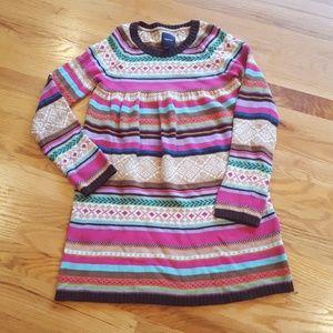 Gap Kids Knit Sweater Dress